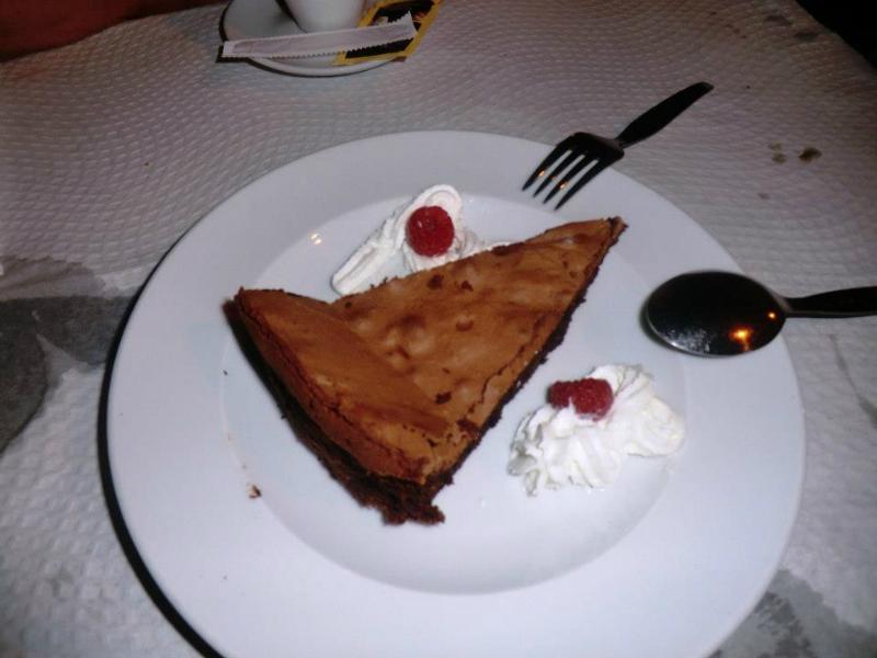 Noélia e Jerónimo   O bolo de chocolate cremoso