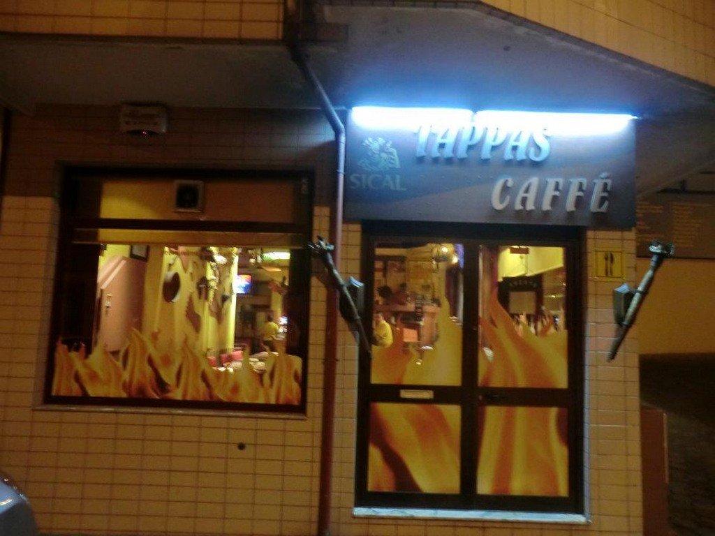 Tappas Caffé Candal