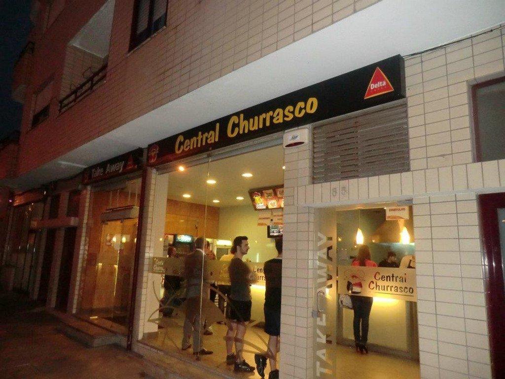 Central Churrasco   Um mimo de churrasqueira