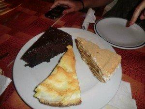 Restaurante Tasquinha dos Amigos | O Mix de Sobremesas