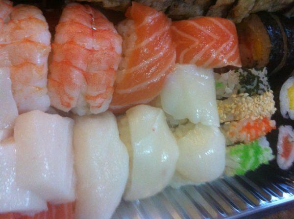Sabor Fresco | Sushi Matosinhos | Carapaus de Comida