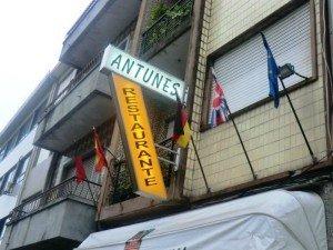 Restaurante Antunes Porto | Carapaus de Comida