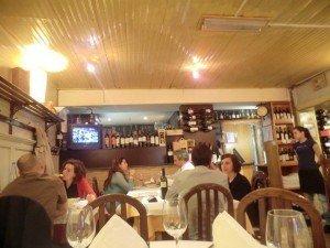 Restaurante Zé Bota | A Sala