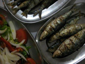 Restaurante O Maioral | As sardinhas