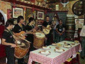 Taberna do Quinzena   Música e dança argentina