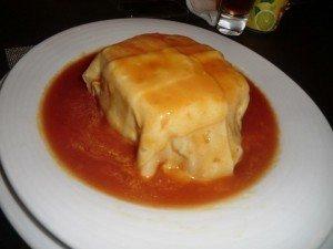 Restaurante Kardoso   A Francesinha