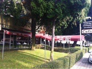 Restaurante/Marisqueira Cufra | O Exterior