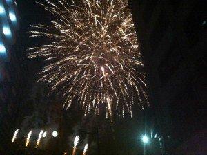 Fogo de Artifício Aliados 2013