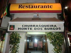 Churrasqueira Monte dos Burgos | Carapaus de Comida
