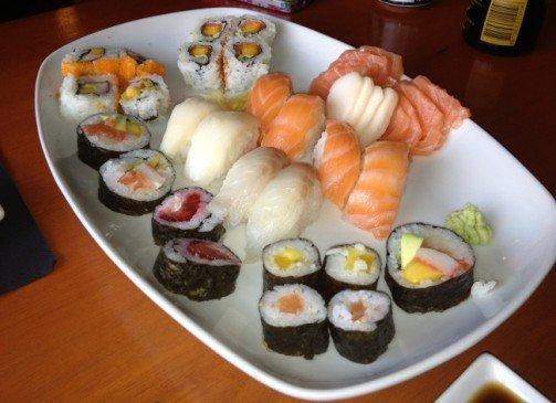 Restaurante Tokyo | Carapaus de Comida