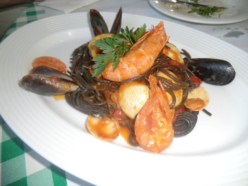 Spaghetti S. Martino | Pizzaria S. Martino