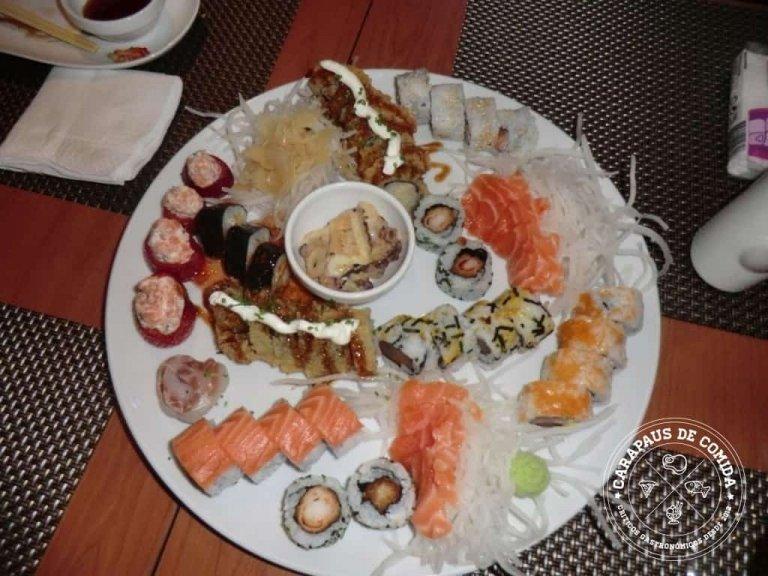 (Two)Sushi para degustar