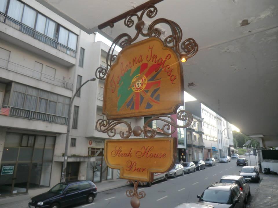 Em Braga, uma Taberna e a Spirito