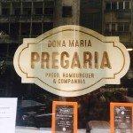 Dona Maria Pregaria   Carapaus de Comida