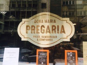 Dona Maria Pregaria | Carapaus de Comida