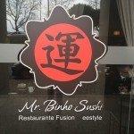 Mr Binho | Sushi Matosinho | Carapaus de Comida