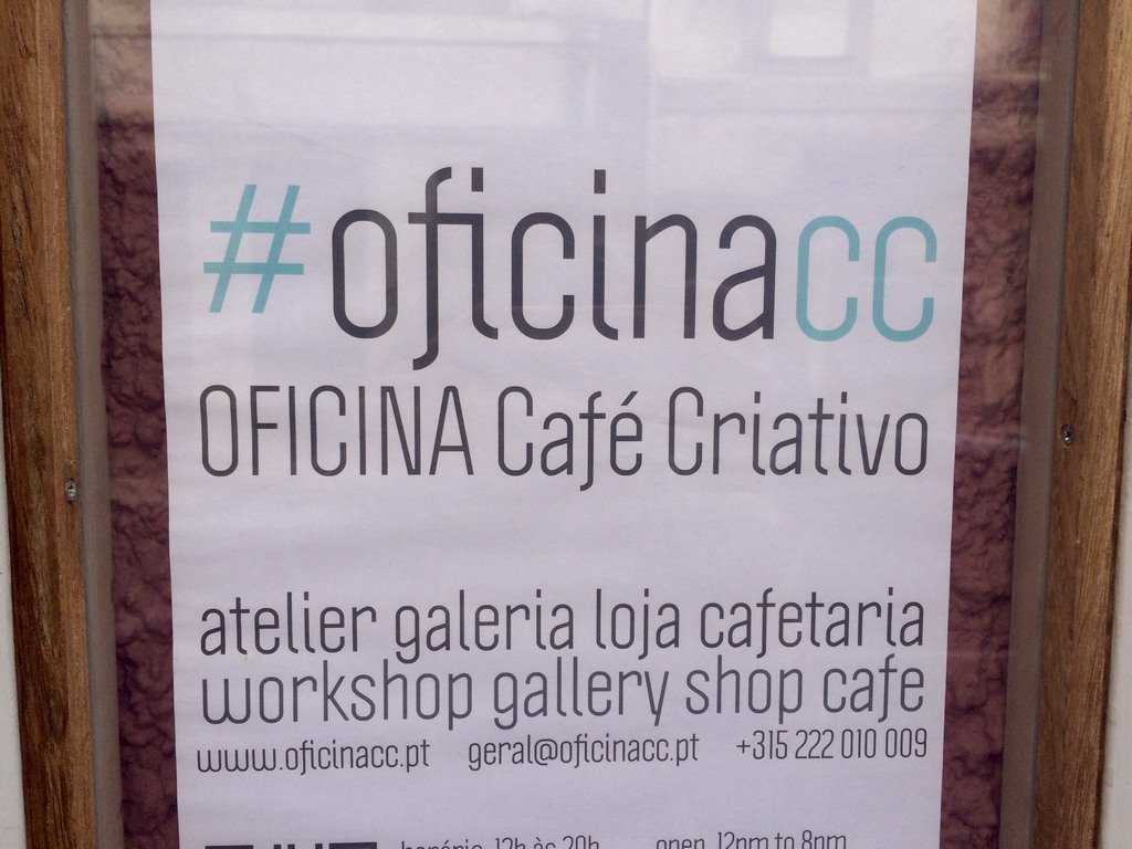 Oficina Café Criativo