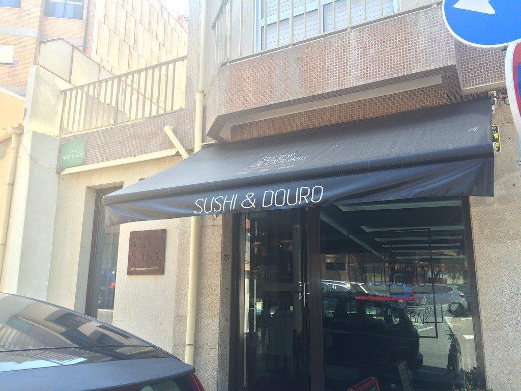 Sushi & Douro