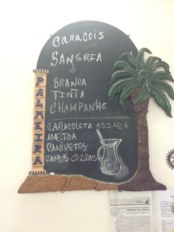 Restaurante Palmeira Olivais | Carapaus de Comida