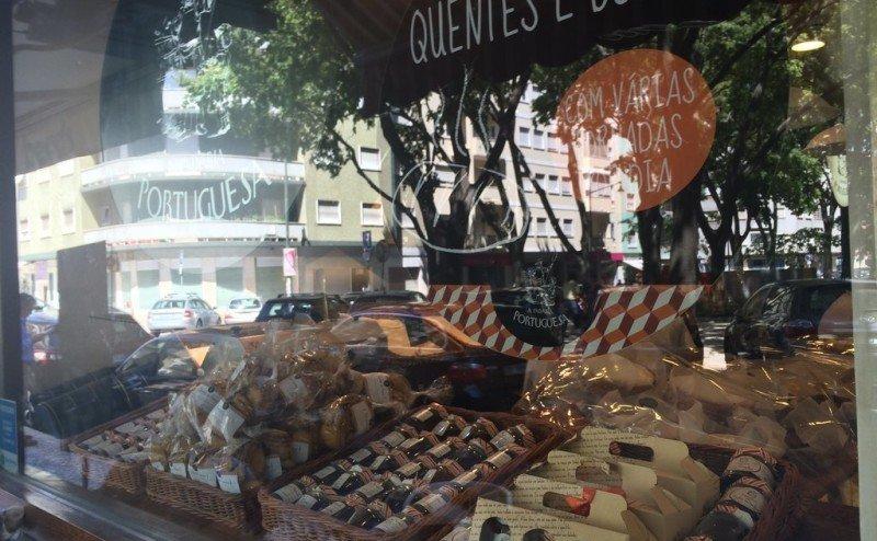 A Padaria Portuguesa | Carapaus de Comida