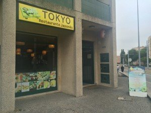 Tokyo Sushi | Senhora da Hora | Carapaus de Comida