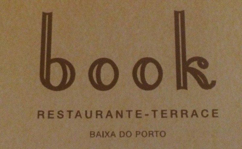 Restaurante Book, Porto
