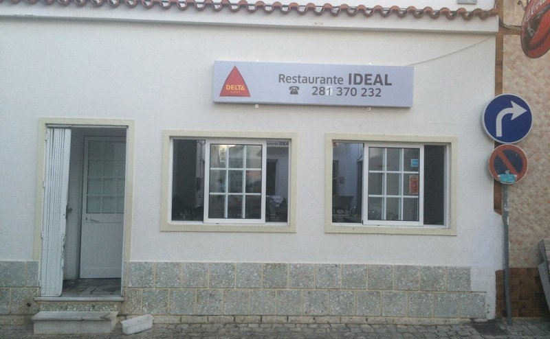 Restaurante Ideal | Cabanas de Tavira | Carapaus de Comida