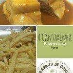 A Cantarinha Café | Porto | Carapaus de Comida