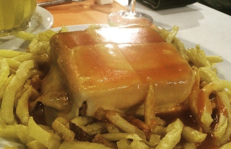 Ar de Rio   Cervejaria   Porto   Carapaus de Comida