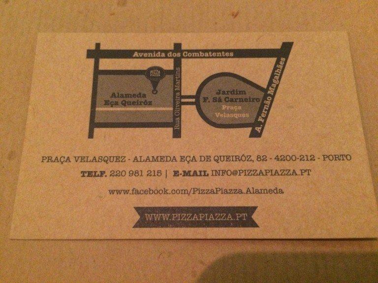 Pizza Piazza | Porto
