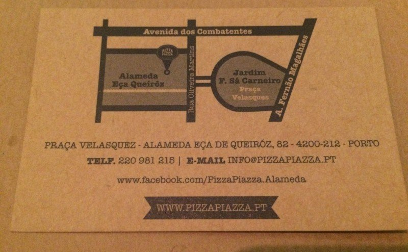 Pizza Piazza | Pizzaria | Porto | Carapaus de Comida