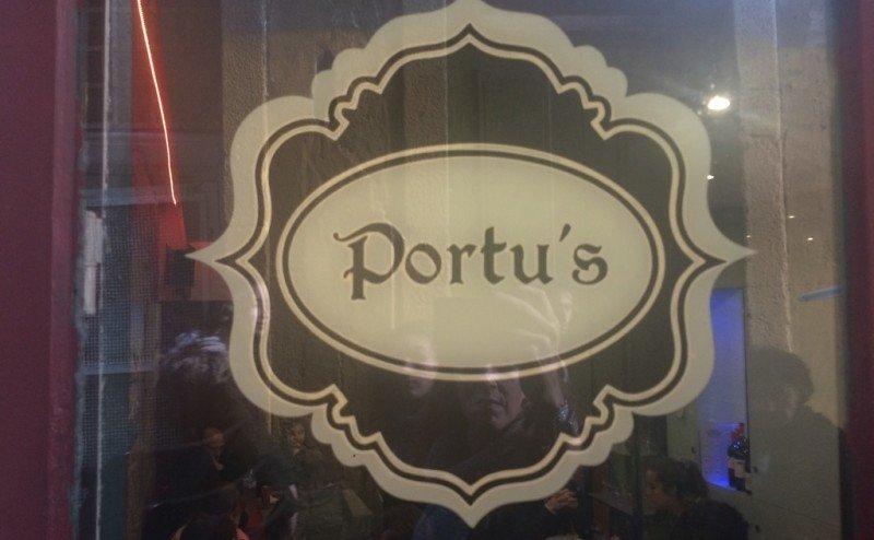 Portu's | Ribeira | Porto | Carapaus de Comida