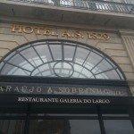 Restaurante Galeria do Largo | Hotel AS 1829 | Pequeno Almoço | Porto | Carapaus de Comida