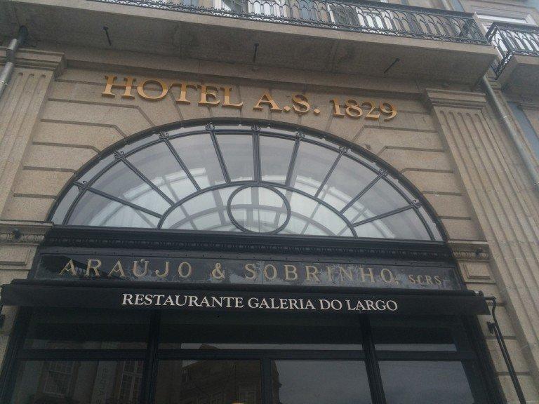 Hotel AS 1829 | Galeria do Largo | Porto