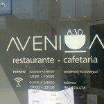 Avenida 830   Restaurante   Porto
