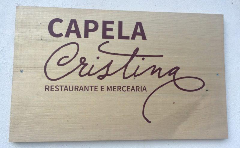 Capela Cristina   Porto   Carapaus de Comida