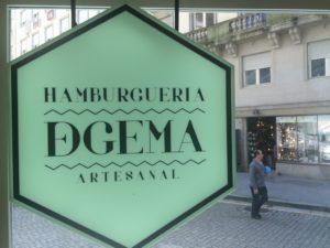Hamburgueria DeGema | Porto | Carapaus de Comida