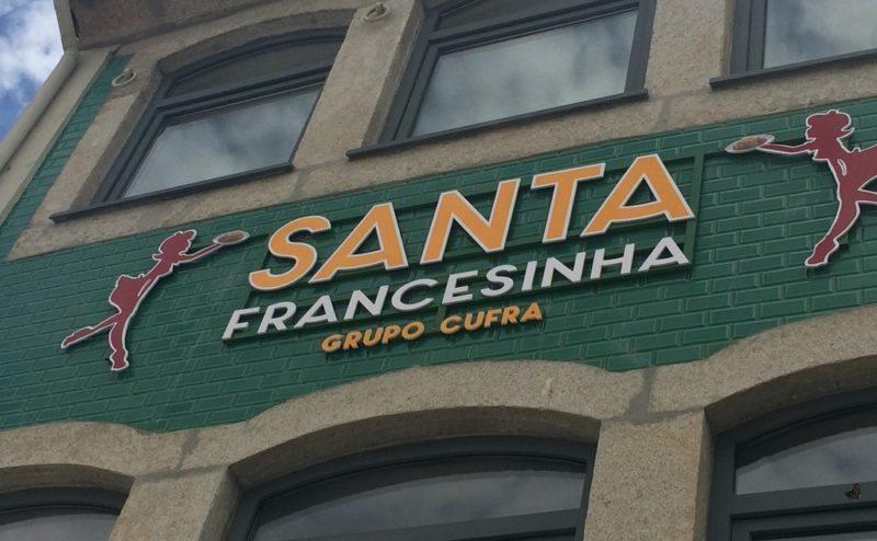 Santa Francesinha | Cufra | Carapaus de Comida