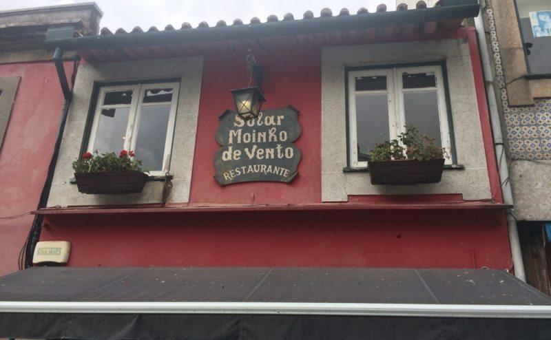 Solar Moinho de Vento | Comida Portuguesa | Porto | Carapaus de Comida