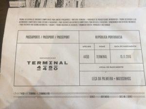 Terminal 4450 | Leça da Palmeira | Carapaus de Comida