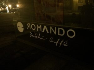 Romando Sushi Café | Comida Japonesa | Vila do Conde | Carapaus de Comida