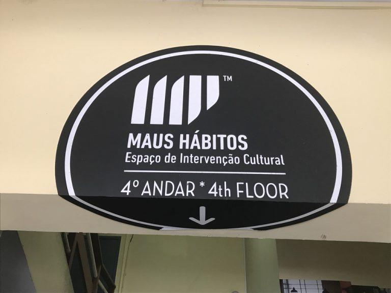 Maus Hábitos | Vícios de Mesa | Porto