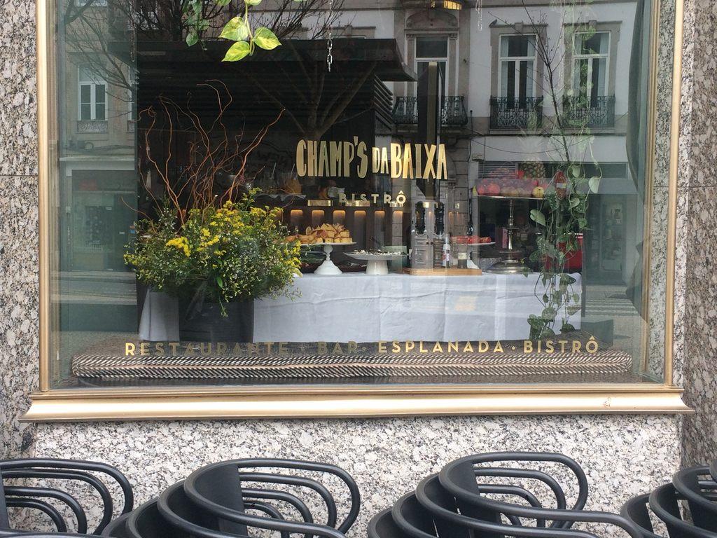 Champ's da Baixa Bistrô | Brunch | Porto