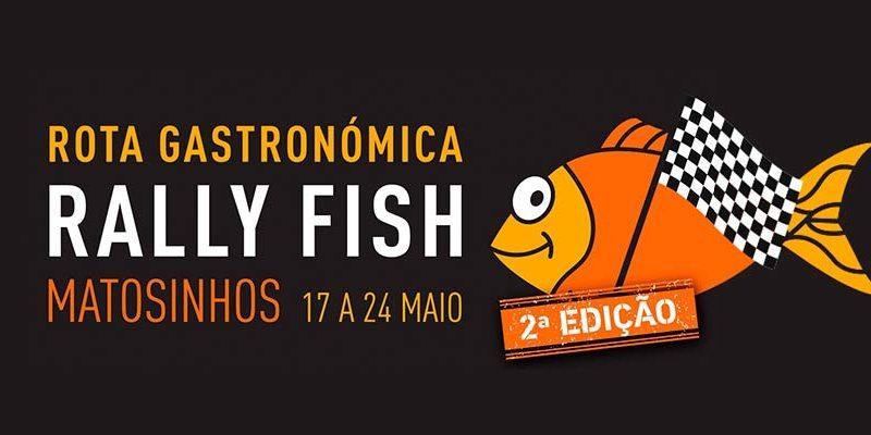 Rally Fish Rota Gastronómica 2017 | Matosinhos | Carapaus de Comida