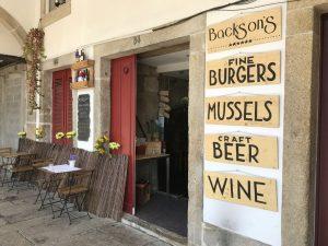 Backson's Fine Burgers and Mussels | Hamburgueria | Porto | Carapaus de Comida