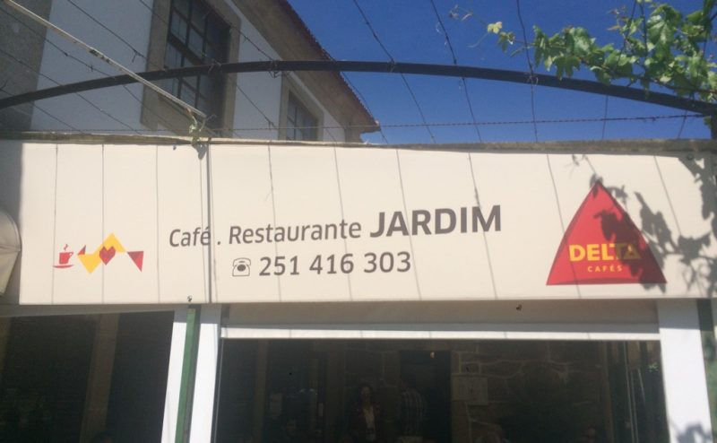 Café Restaurante Jardim | Melgaço | Carapaus de Comida