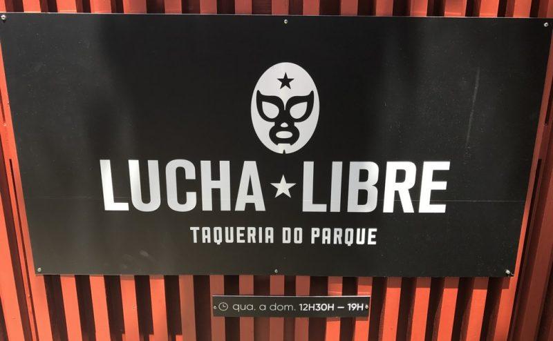 Lucha Libre | Porto | Carapaus de Comida