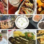 Quatro Dias e Meio em Lisboa   Carapaus de Comida