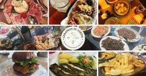 Quatro Dias e Meio em Lisboa | Carapaus de Comida