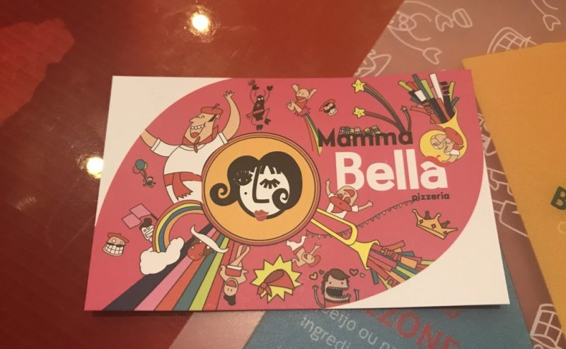 Mamma Bella | Restaurante Italiano | Leça da Palmeira | Carapaus de Comida